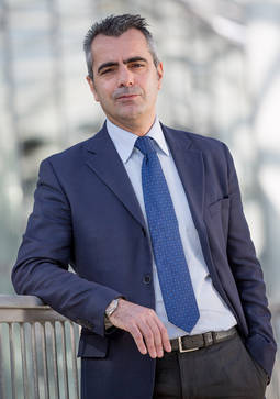 Cristian Preiata es el director de la feria Homi de Milán.