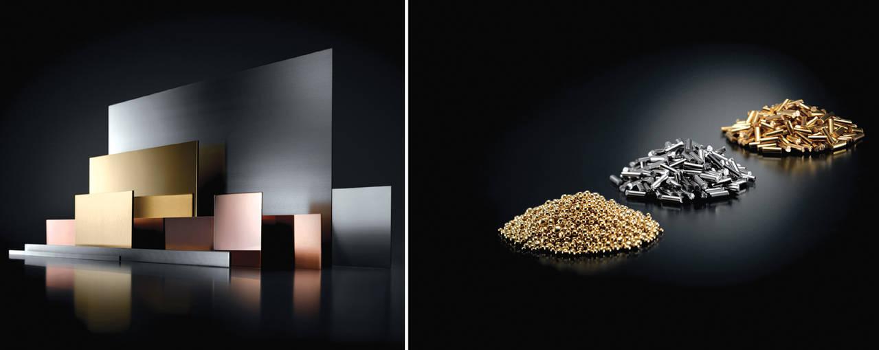 Metales semielaborados, una interesante opción para el Sector