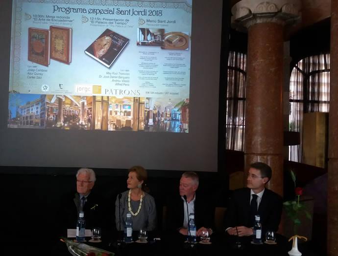 El Palacio del Tiempo se presenta en Barcelona