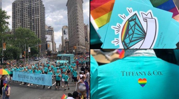 Tiffany & Co. lanza la campaña 'Stand for Love'