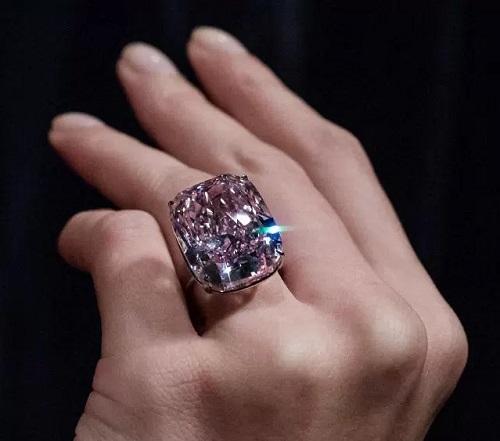 La disputa por la propiedad de un gran diamante acabará finalmente en juicio