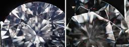 El coste de rayar un diamante para identificarlo
