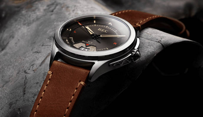 Rec Watches recupera un Spitfire para su nuevo modelo