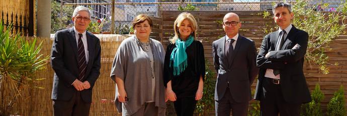 Reunión de alto nivel entre el Colegio de Cataluña y la Asociación Nacional de Joyeros