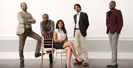 Rolex presenta su concurso bienal para emprendedores
