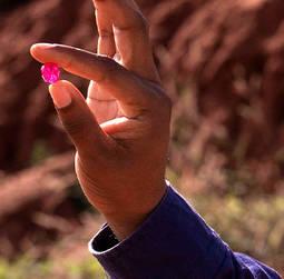ICA: <em>Rastrear el origen de las gemas es más una aspiración que un hecho factible</em>