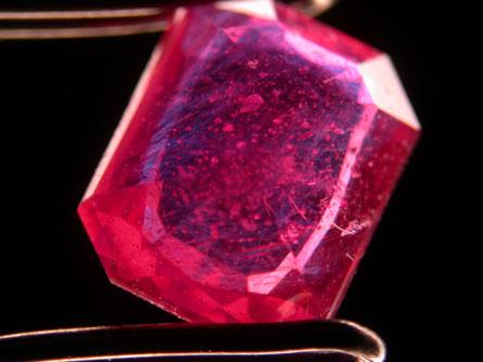 El gemólogo y los tratamientos de las gemas