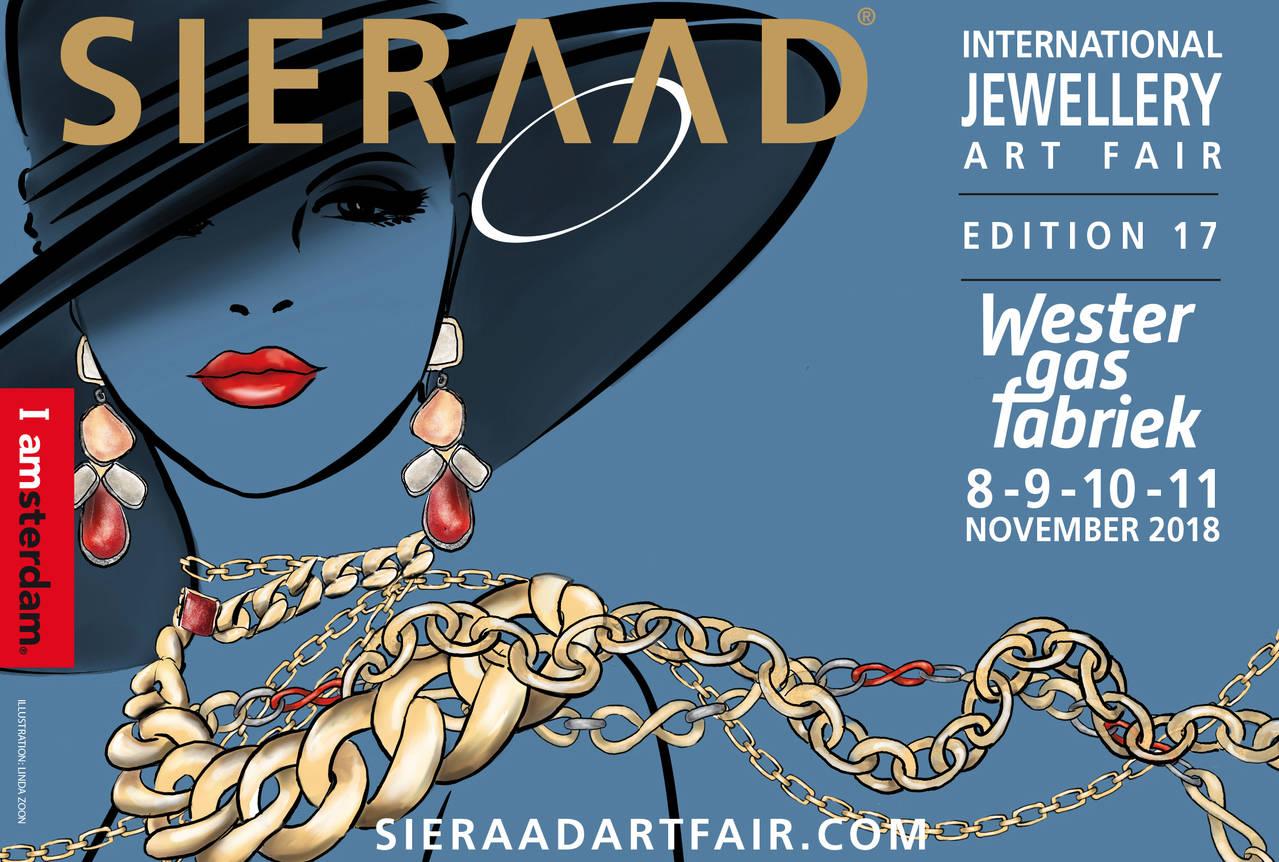 Sieraad cumple 17 años en la primera línea de la joyería artística