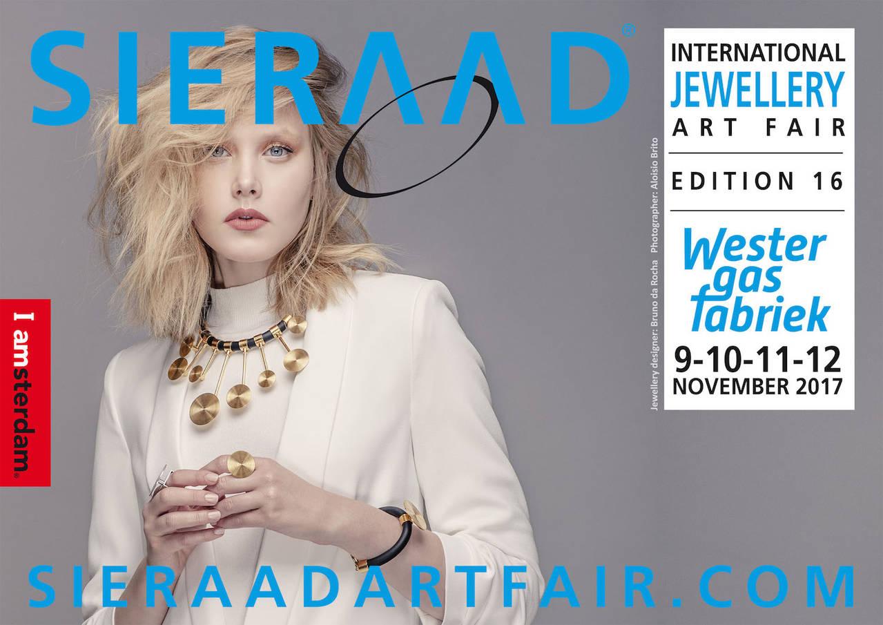 La joyería internacional más vanguardista se da cita en Ámsterdam: Sieraad 2017