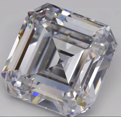 El diamante sintético más grande del mundo
