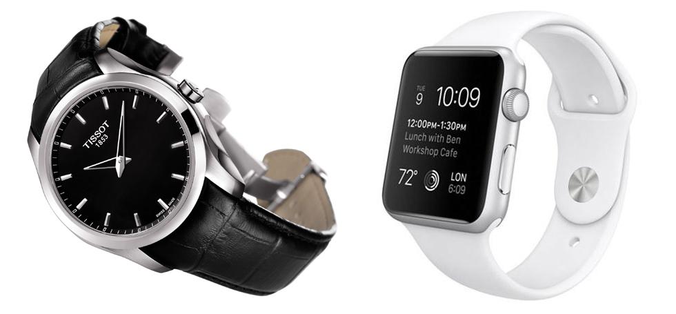 La relojería 'inteligente' supera por primera vez a la suiza