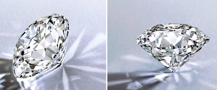 Se busca comprador para un diamante de más de 100 quilates en talla brillante
