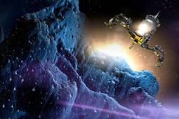 Europa busca en la minería espacial una fuente real de ingresos