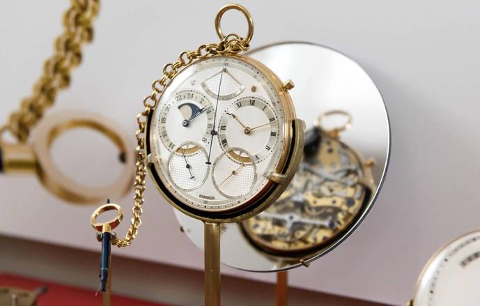 Sotheby's dispara un 22% las ventas de relojes en 2019