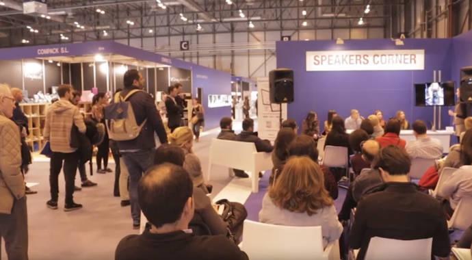 Talleres, conferencias y charlas en el Speakers Corner de Madridjoya