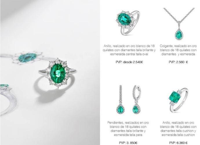 Las esmeraldas: características y trazabilidad
