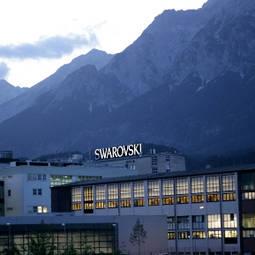 Oficinas centrales de la firma en Wattens, en pleno Tirol austríaco.