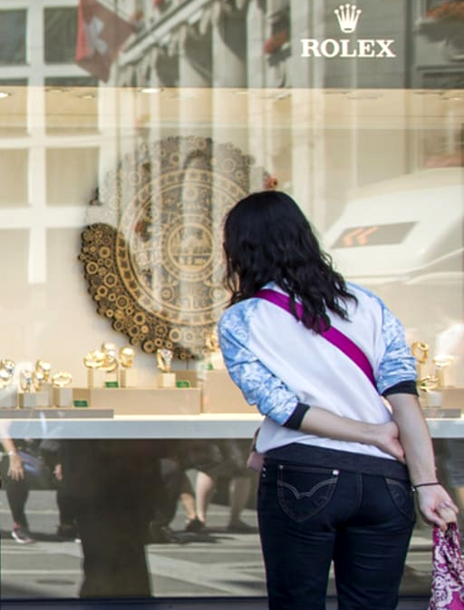 Las compras españolas de relojes suizos caen un 52% en agosto