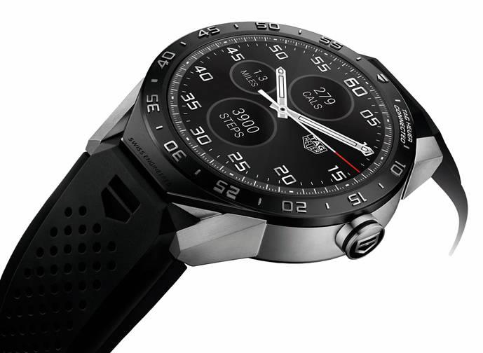 Tag Heuer apuesta por la tecnología digital y presenta su reloj 'conectado'