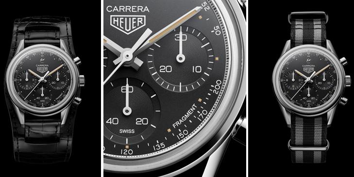 Tag Heuer Carrera 02 <em>by</em> Fujiwara