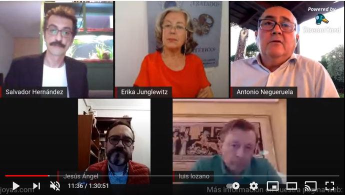 Debate y gran asistencia en el encuentro sobre Piedra de Color