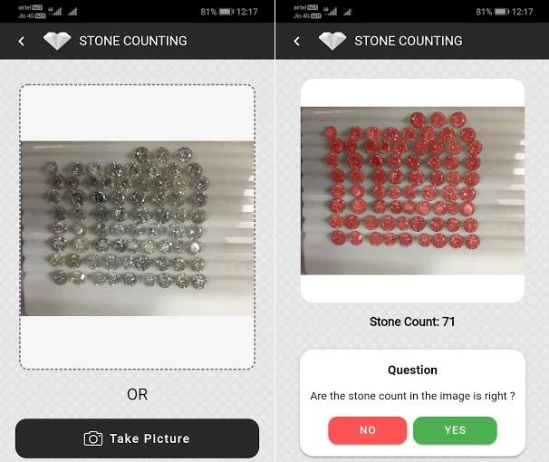 Nueva aplicación móvil gratuita para contabilizar gemas