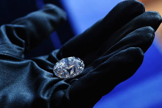Alrosa no vende su diamante 'estrella'
