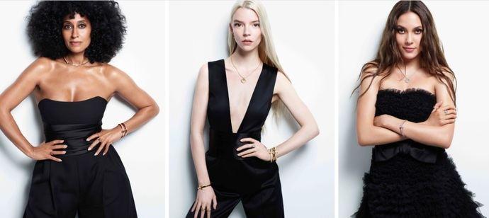 Tiffany & Co. presenta tres nuevas embajadoras globales de la 'maison'