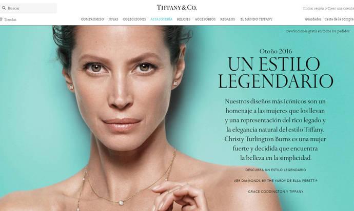 Tiffany & Co, ahora en castellano