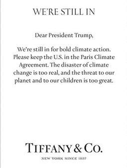 Fin de una era: Tiffany deja su icónico anuncio en el New York Times