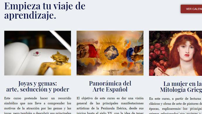 La gemóloga Elena Almirall estrena web dedicada a la cultura y la formación