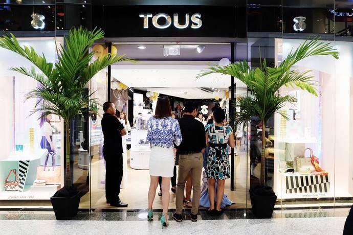 Tous y Festina-Lotus, entre las 100 grandes del lujo internacional
