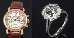 Sala Retiro anticipa el verano con una nueva subasta de joyería y relojería