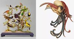 Las aves del Paraíso en el imaginario de Van Cleef & Arpels