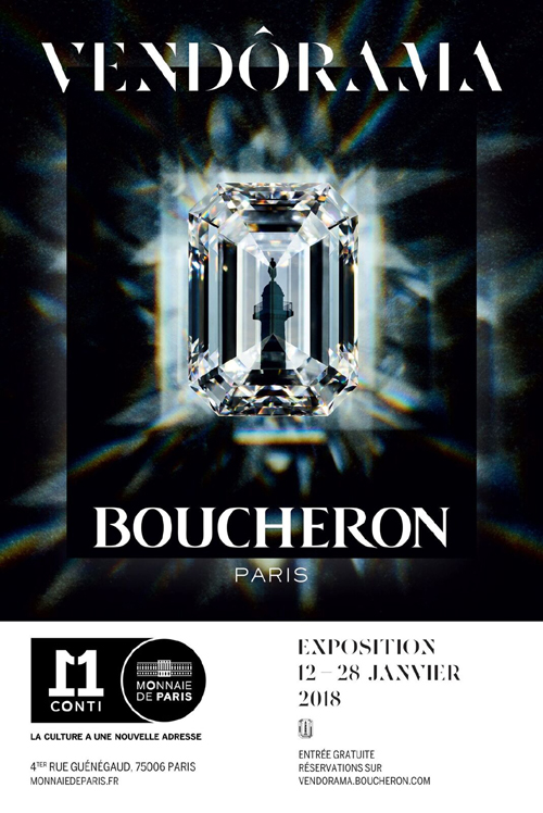 Boucheron celebra este año su 160 Aniversario