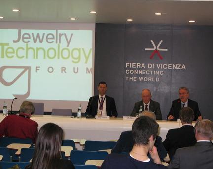 Nuevas tecnologías para la fabricación joyera en Vicenza