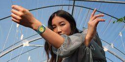 Swatch colabora con Supriya Lele