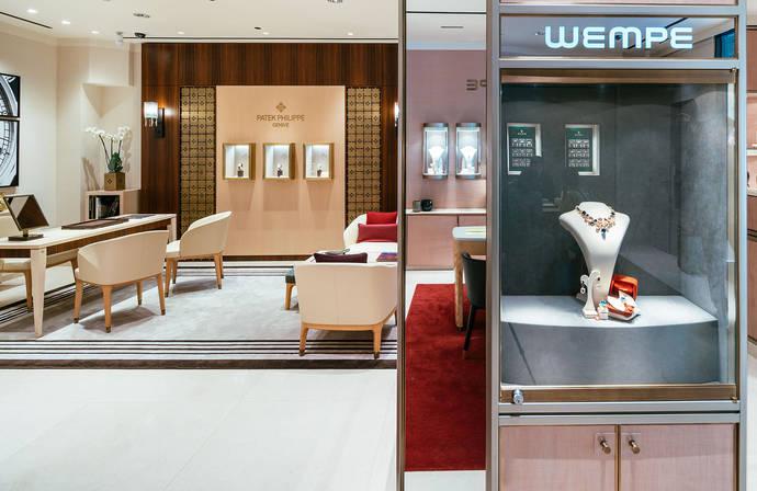 La joyería y relojería Wempe renueva sus instalaciones