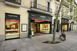 La joyería-relojería Wempe se renueva su sede madrileña