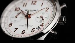 La joven promesa de la relojería francesa: William L.1985