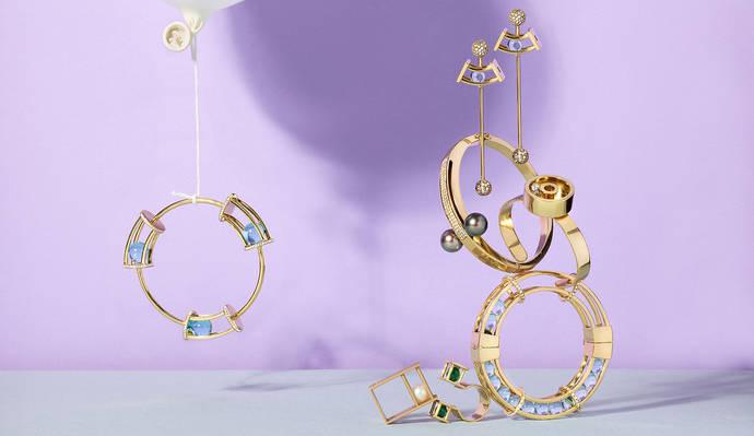 La joyería en perpetuo movimiento de Yael Sonia