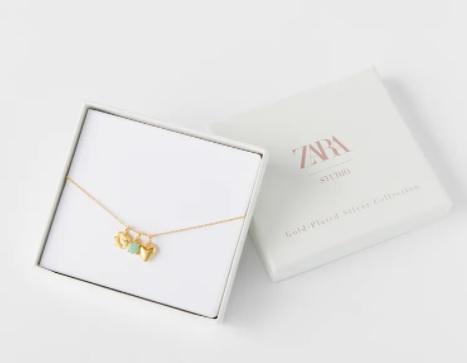 Rebajas: la colección de oro y plata de Zara Kids, un 'must'