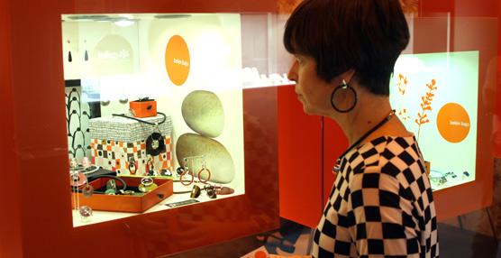 La diseñadora Belén Bajo presenta en Iberjoya su nueva línea con unas piezas muy vinculadas a la gemología