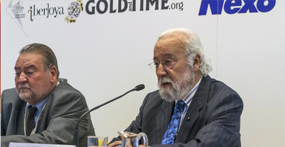 El presidente de Ifema reivindica la exclusividad del diamante y recuerda la necesidad de la certificación