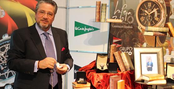 Los relojes Aviador, del Grupo Ayserco, cerrarán este año con 40.000 piezas vendidas y un crecimiento del 9,5% respecto a 2012