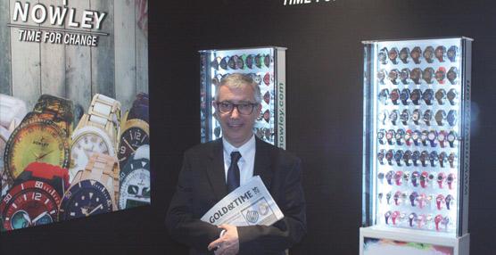 Nowley abre sus puertas al mercado exterior e inaugura presencia en la última celebración de Baselworld